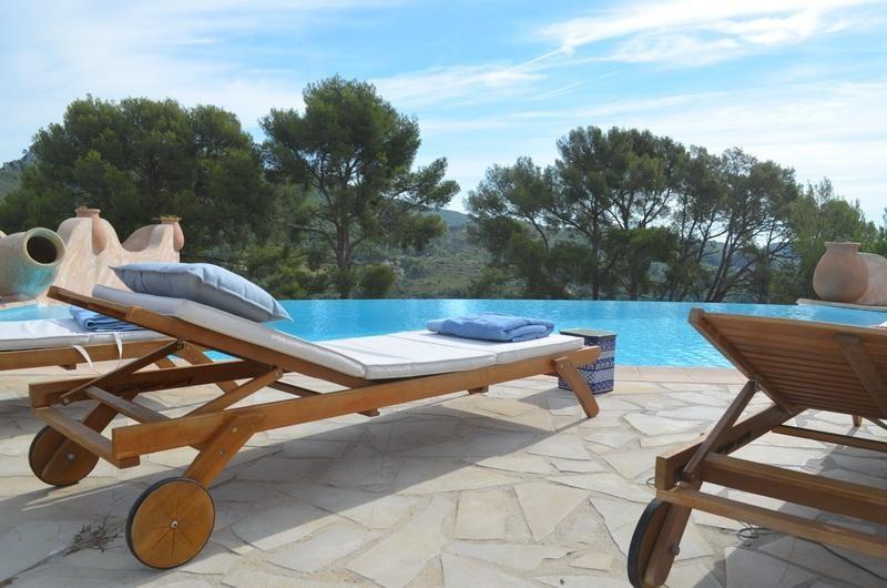 Location vacances maison / villa Bandol 1900€ - Photo 2