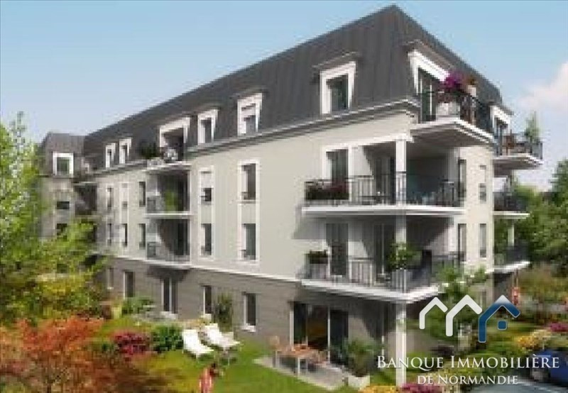 Location appartement Blainville sur orne 482€ CC - Photo 1