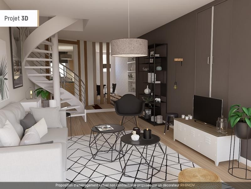 Vente appartement L hermitage 122500€ - Photo 1