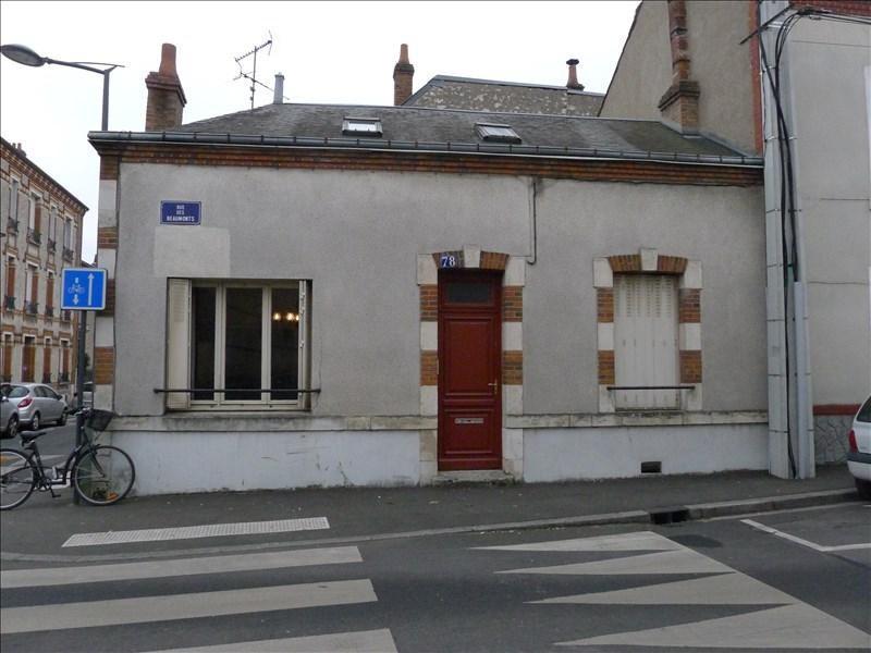 Vente maison / villa Orleans 133750€ - Photo 1