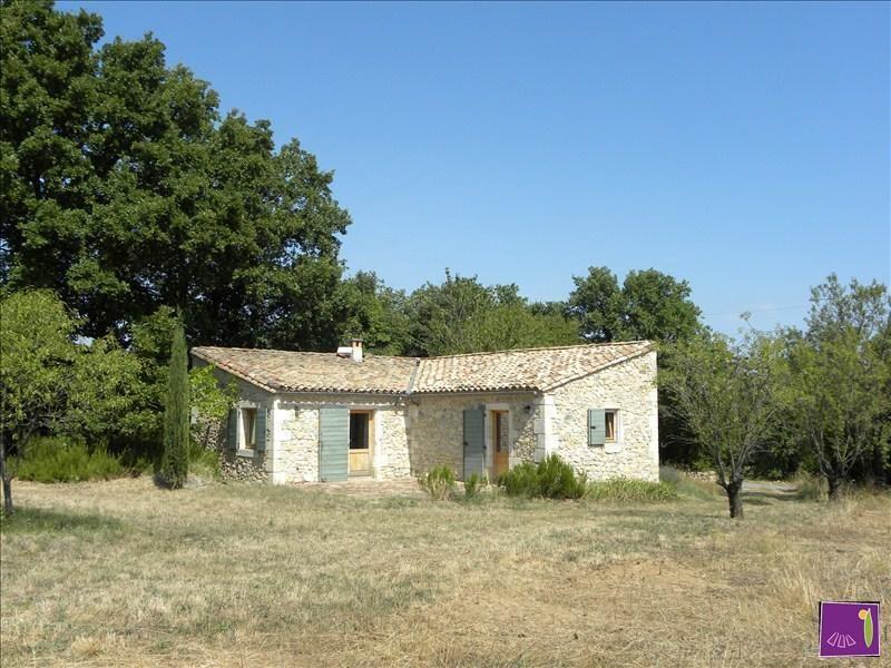 Vendita casa Lussan 269500€ - Fotografia 1
