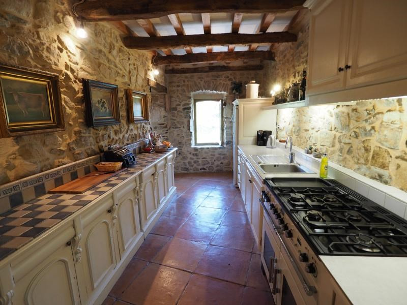Deluxe sale house / villa Uzes 997500€ - Picture 5