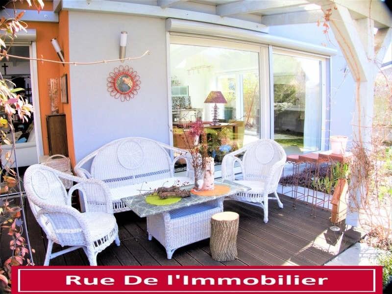 Sale house / villa Oberhoffen sur moder 494500€ - Picture 3