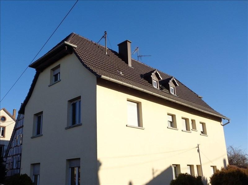 Verhuren  appartement Durrenbach 580€ CC - Foto 1