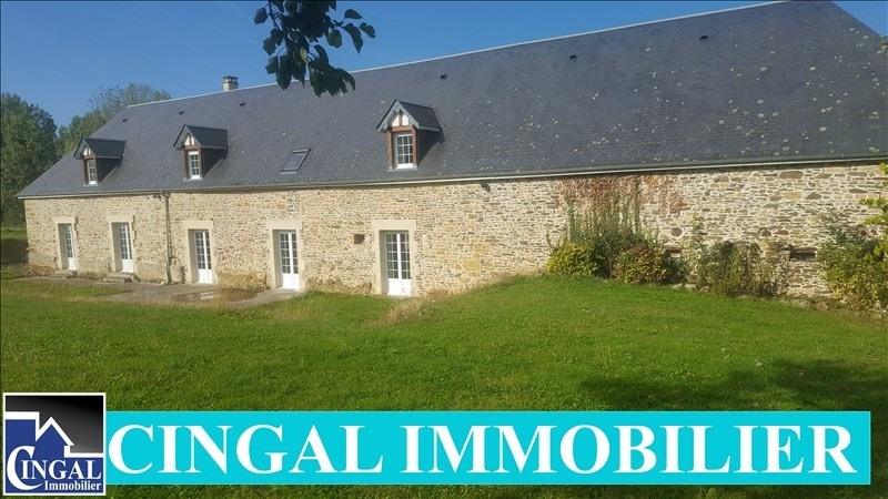 Vente maison / villa Thury harcourt 202900€ - Photo 1