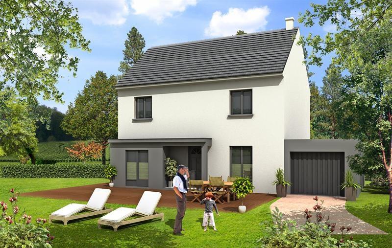 Maison  5 pièces + Terrain 400 m² Versailles (78000) par MAISONS BARILLEAU
