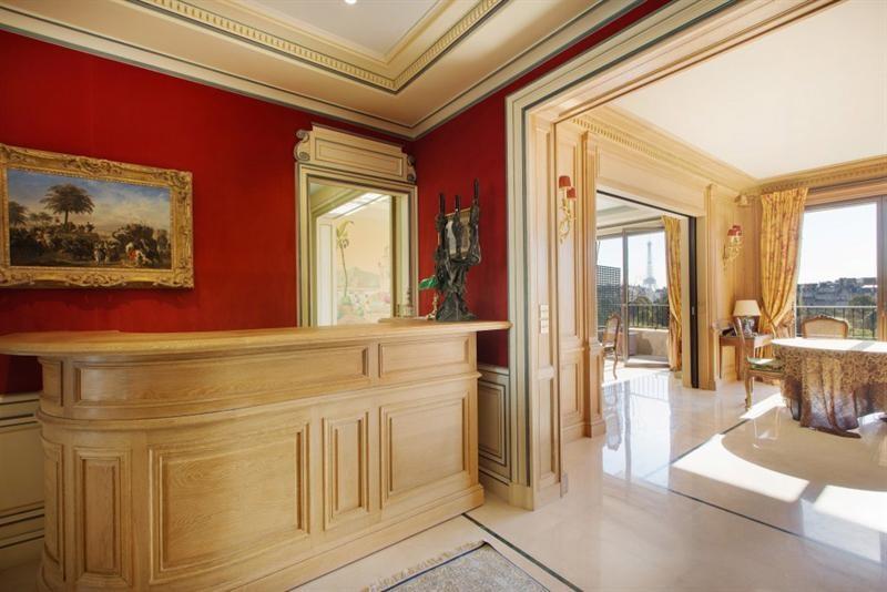 Verkoop van prestige  appartement Paris 16ème 4500000€ - Foto 10