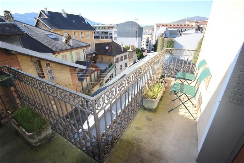 Vente appartement Aix les bains 420000€ - Photo 3