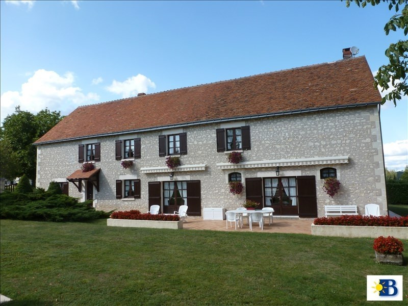 Vente maison / villa Chaumussay 315000€ - Photo 1