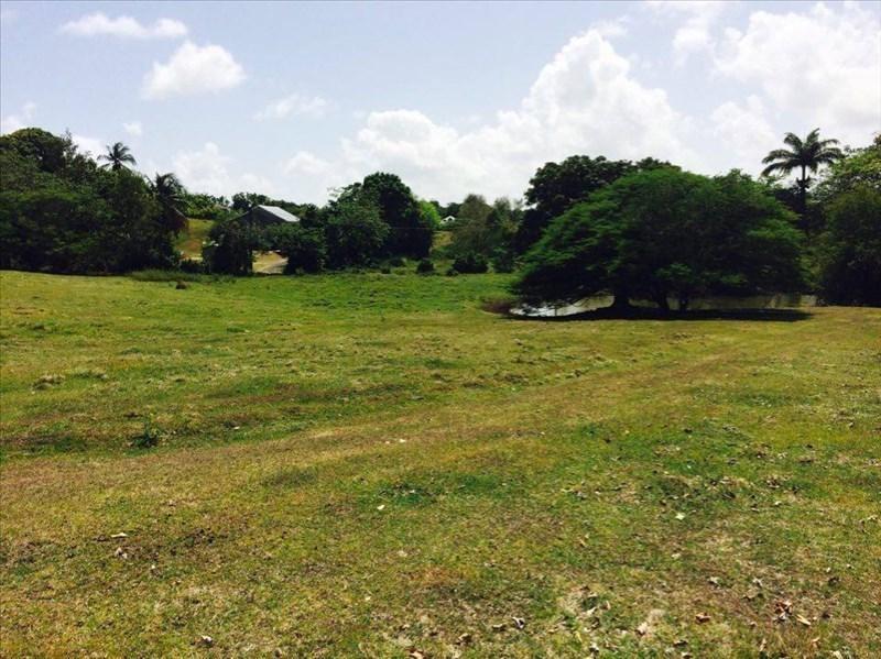 Vente terrain Ste anne 160000€ - Photo 1