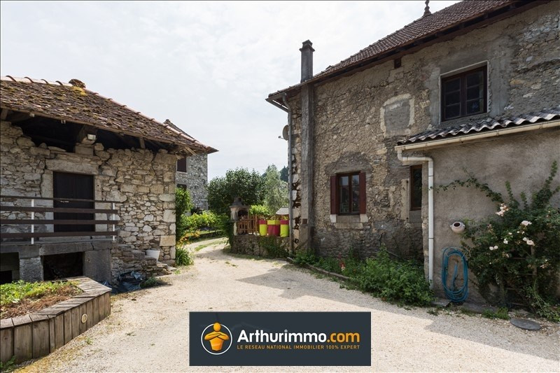 Vente maison / villa Peyrieu 183000€ - Photo 2