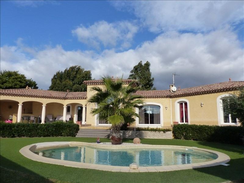 Deluxe sale house / villa Beziers 575000€ - Picture 1