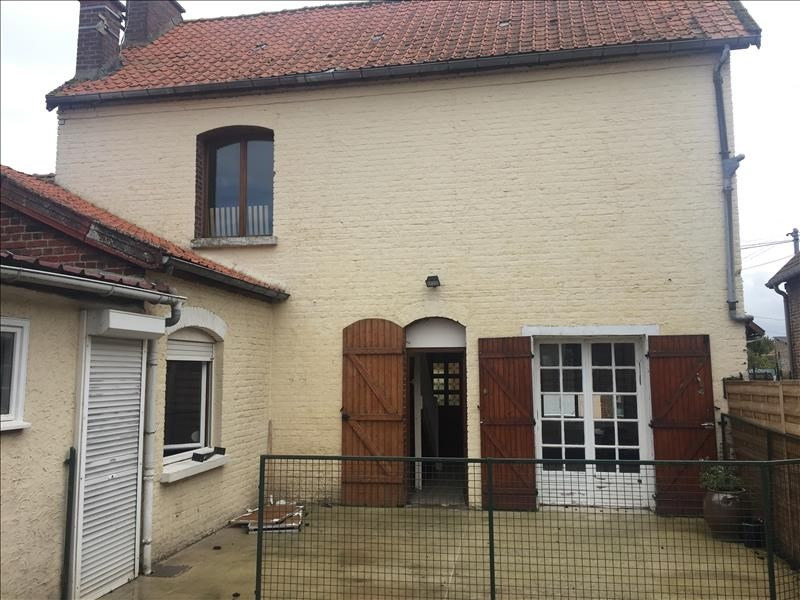 Vente maison / villa Hermies 120 000€ - Photo 1