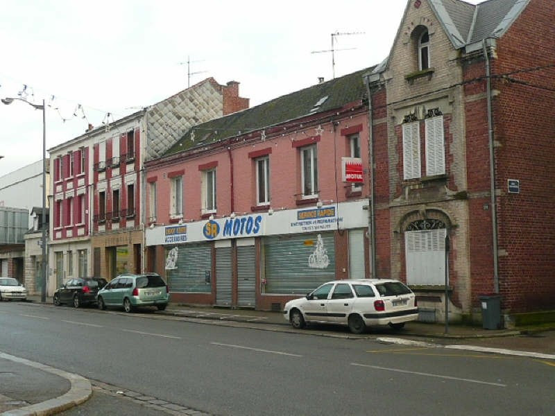 Vente immeuble St quentin 159 500€ - Photo 1