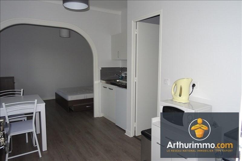 Rental apartment St brieuc 340€ CC - Picture 3