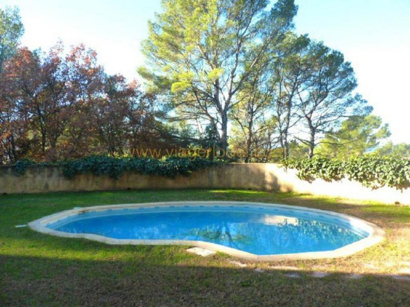 Vendita nell' vitalizio di vita casa Villecroze 144000€ - Fotografia 2