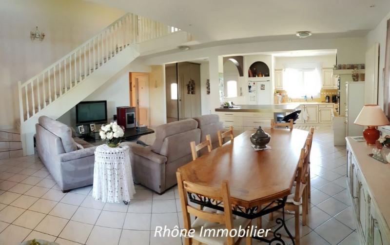Vente maison / villa Villette d anthon 405000€ - Photo 4