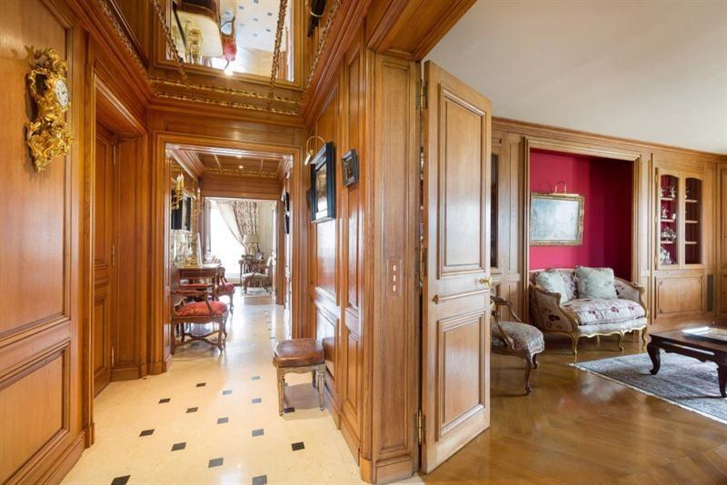 Immobile residenziali di prestigio appartamento Paris 16ème 3450000€ - Fotografia 5