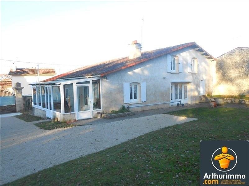 Sale house / villa Aulnay 160500€ - Picture 1