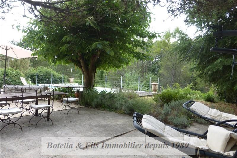 Vente maison / villa Goudargues 267500€ - Photo 2