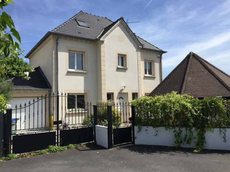Sale house / villa Sartrouville 580000€ - Picture 1