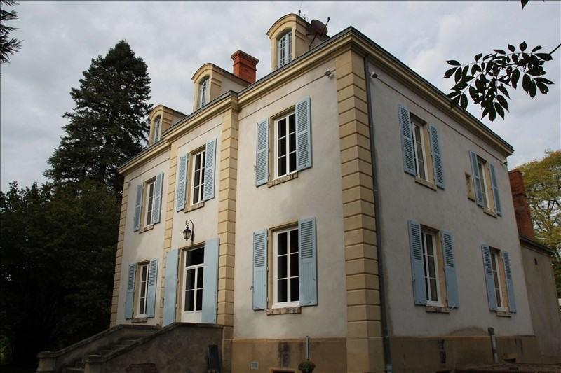 Deluxe sale house / villa Iguerande 495000€ - Picture 1