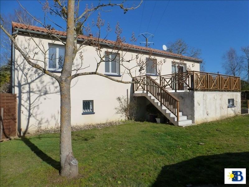 Vente maison / villa Thure 159000€ - Photo 1