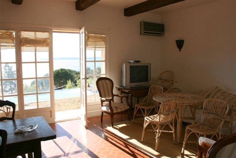 Vacation rental house / villa Les issambres 2 125€ - Picture 4