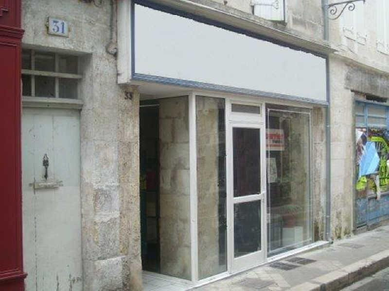 Location boutique Angoulême 607€ CC - Photo 1