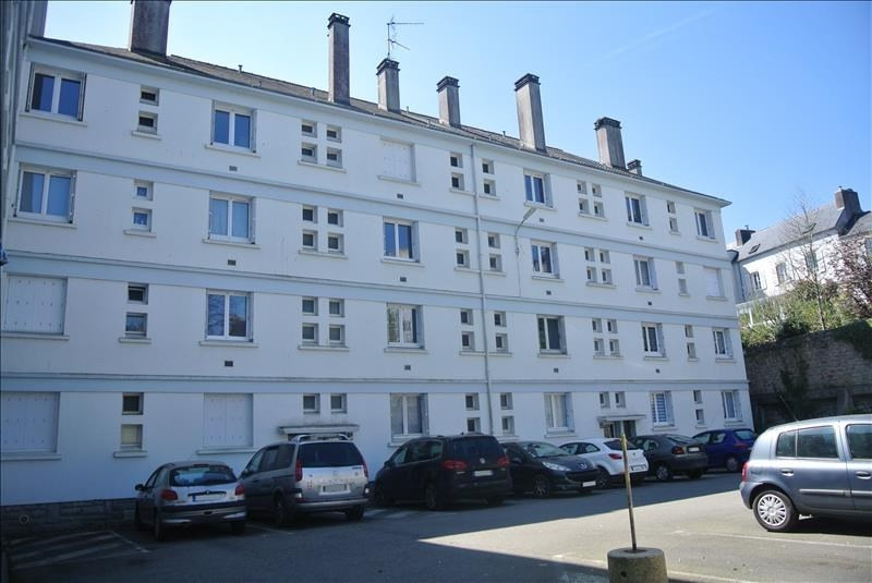 Sale apartment Quimper 55 000€ - Picture 3