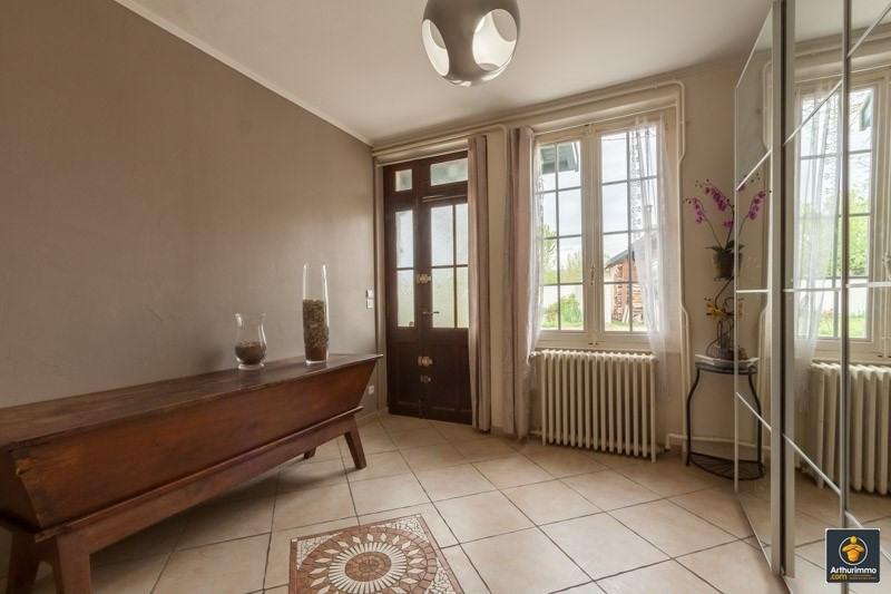 Vente maison / villa Morestel 439000€ - Photo 5