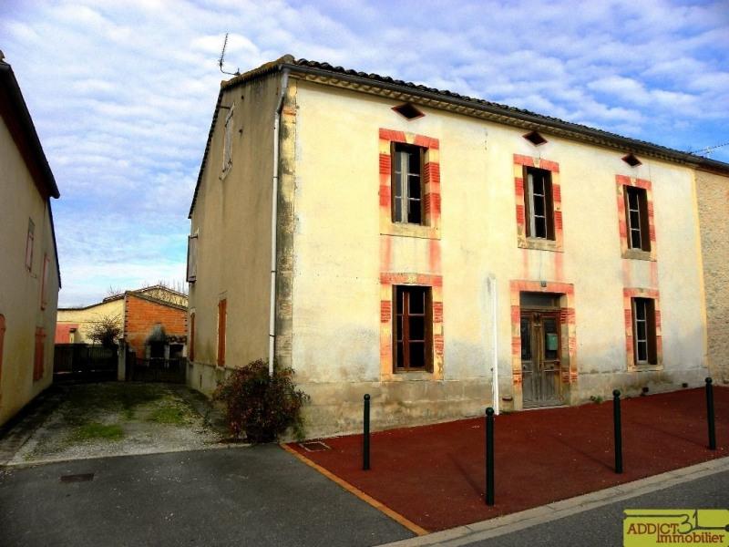 Vente maison / villa Secteur verfeil 147000€ - Photo 1