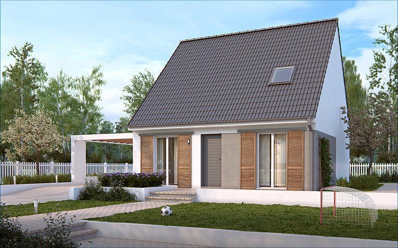 Maison  5 pièces + Terrain 800 m² Saint-Riquier par MAISONS PIERRE