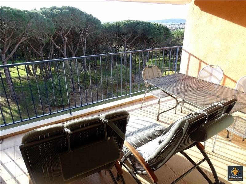 Sale apartment Sainte maxime 520000€ - Picture 2