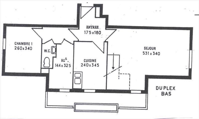 Location appartement Les ulis 1150€ CC - Photo 8