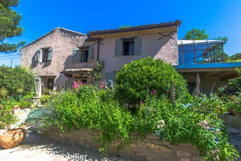 Vente de prestige maison / villa Lambesc 750000€ - Photo 1
