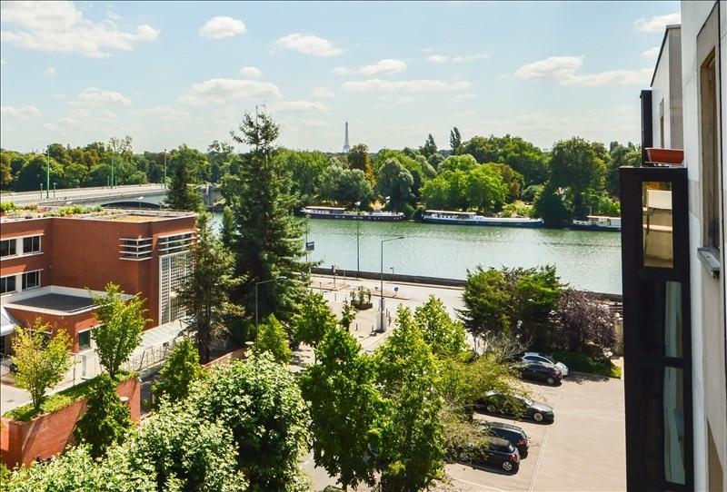 Sale apartment Suresnes 870000€ - Picture 7