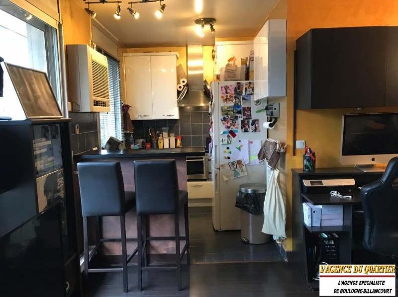 Venta  apartamento Boulogne billancourt 279000€ - Fotografía 4