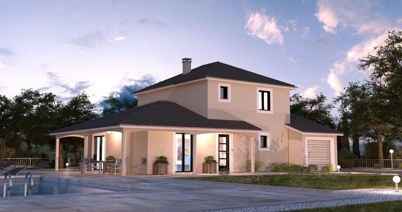 Maison  5 pièces + Terrain 1500 m² Lacroix Falgarde par Créa Concept Colomiers