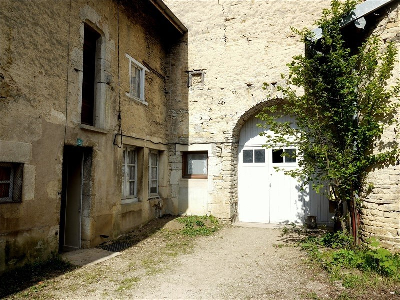 Vente maison / villa Selongey 55 000€ - Photo 1
