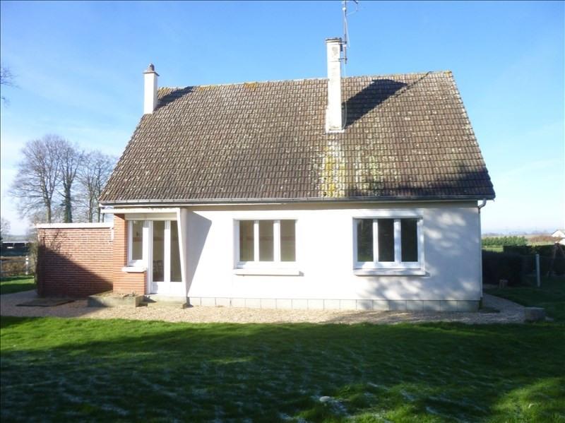 Vendita casa St valery en caux 139000€ - Fotografia 1