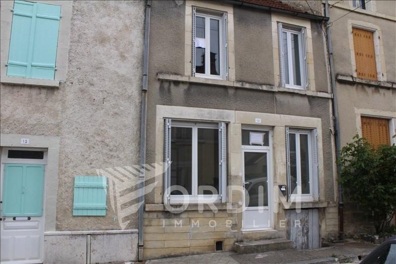 Rental house / villa Ancy le franc 330€ +CH - Picture 1