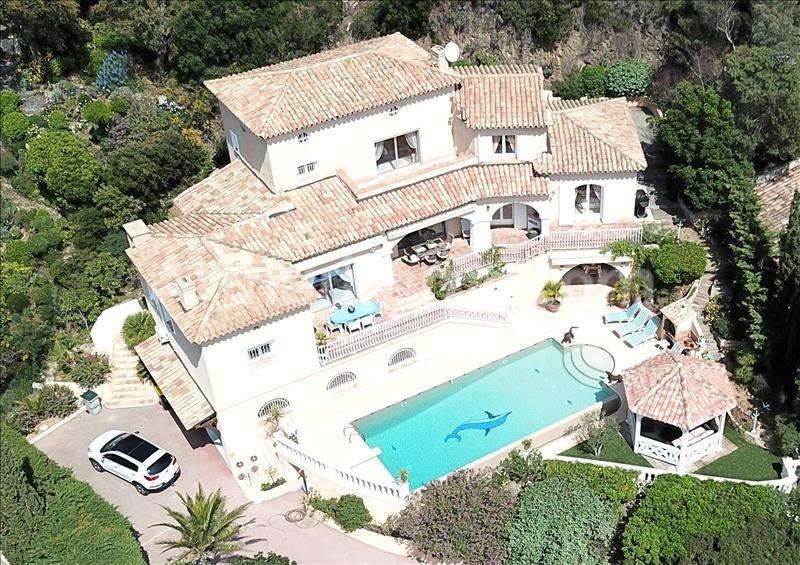 Vente de prestige maison / villa Les issambres 1449000€ - Photo 1