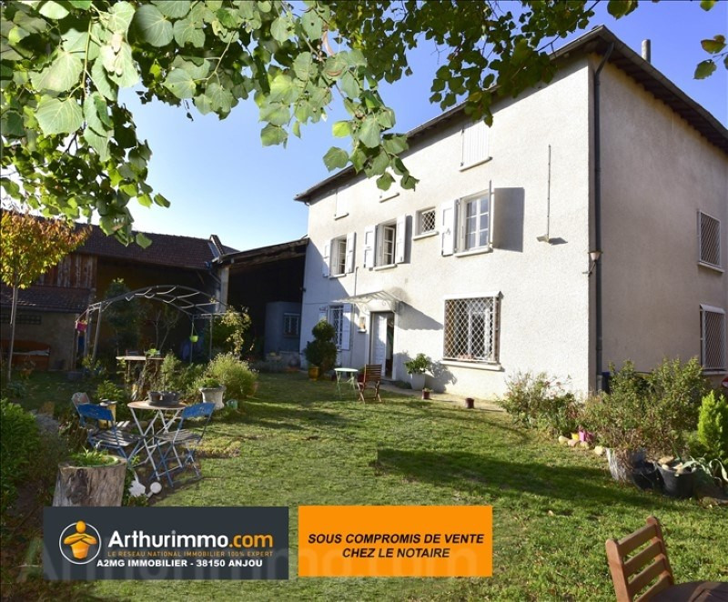 Vente maison / villa Bouge chambalud 205 000€ - Photo 1