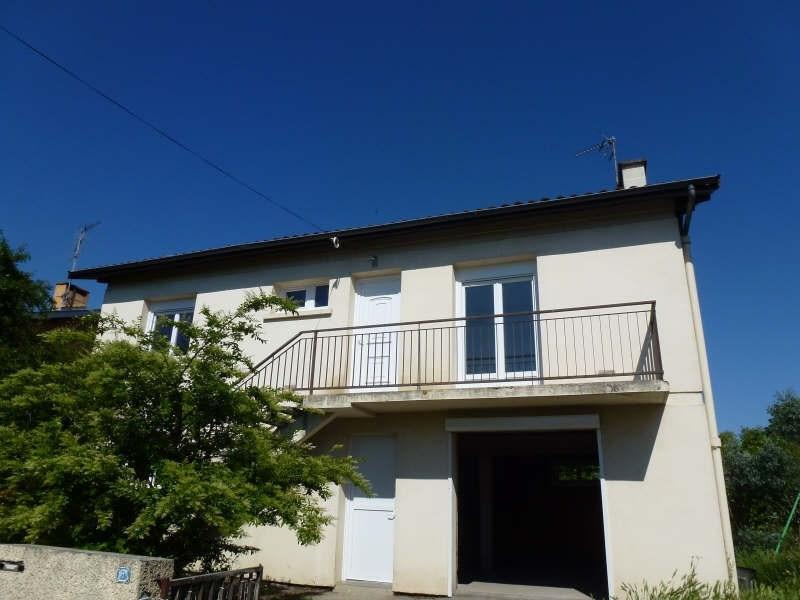 Location maison / villa Villeneuve tolosane 764€ CC - Photo 1