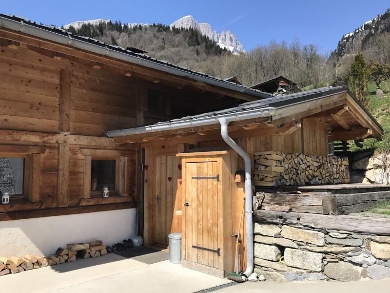Vente de prestige maison / villa Chamonix mont blanc 840000€ - Photo 8
