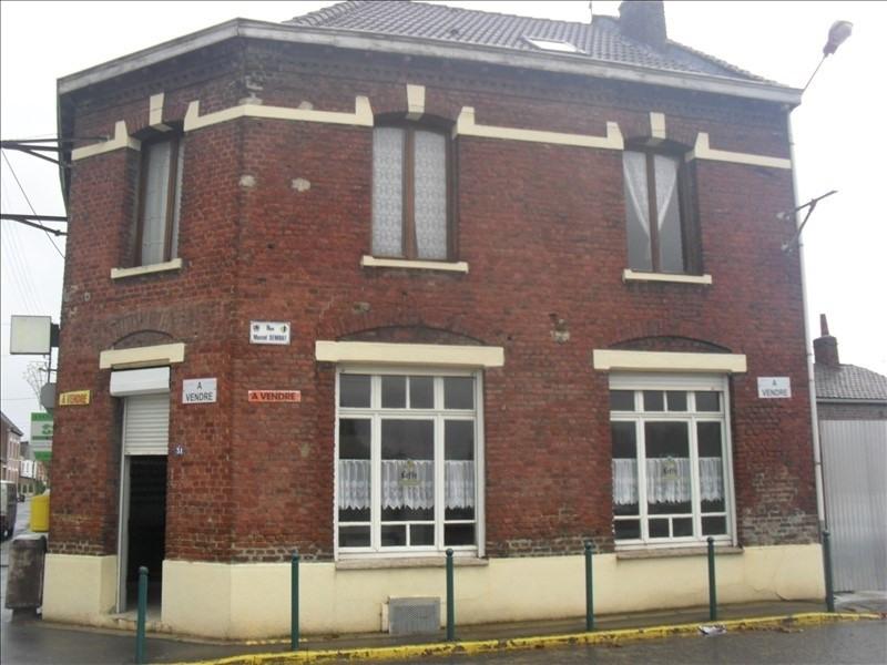Sale house / villa Vendin le vieil 121000€ - Picture 1