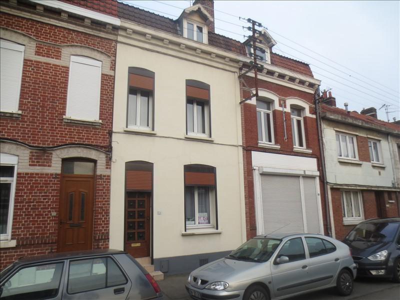 Sale house / villa Bethune 150000€ - Picture 1