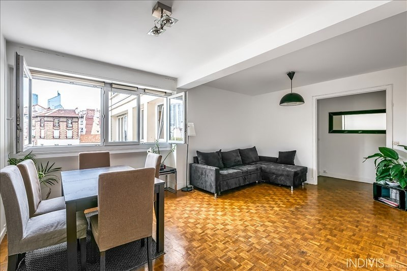 Sale apartment Puteaux 420000€ - Picture 1