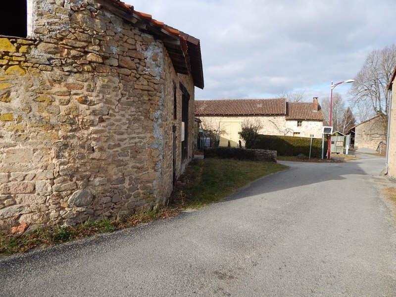 Vente maison / villa Chamboret 60000€ - Photo 4